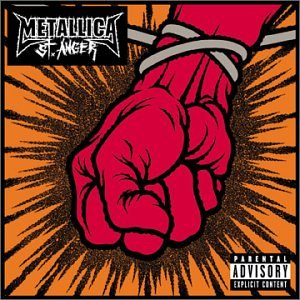 Metallica, St. Anger, Guitar Tab