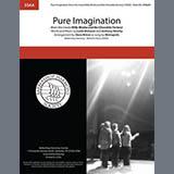 Download Metropolis Pure Imagination (arr. Dave Briner) sheet music and printable PDF music notes