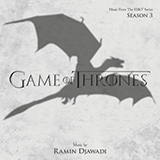Download Ramin Djawadi 'Mhysa (from Game of Thrones)' printable sheet music notes, Film/TV chords, tabs PDF and learn this Solo Guitar Tab song in minutes