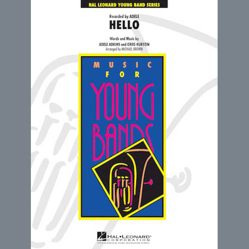Michael Brown, Hello - Conductor Score (Full Score), Concert Band