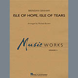 Download Michael Brown Isle of Hope, Isle of Tears - Conductor Score (Full Score) sheet music and printable PDF music notes