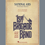 Download Michael Brown National Airs (from Early America) - Bb Bass Clarinet sheet music and printable PDF music notes