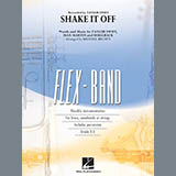 Download Michael Brown Shake It Off - Conductor Score (Full Score) sheet music and printable PDF music notes