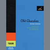 Download Michael Colgrass Old Churches - Bb Trumpet 3 sheet music and printable PDF music notes