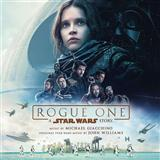 Download Michael Giacchino Rogue One sheet music and printable PDF music notes