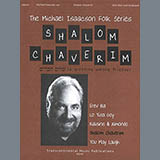 Download Michael Isaacson Shalom Chaverim (A Greeting Among Friends) sheet music and printable PDF music notes