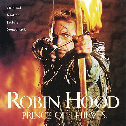 Michael Kamen, Robin Hood: Prince Of Thieves (Marian At The Waterfall), Piano