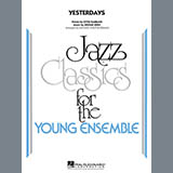 Download Michael Philip Mossman Yesterdays - Trombone 3 sheet music and printable PDF music notes