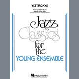 Download Michael Philip Mossman Yesterdays - Trombone 4 sheet music and printable PDF music notes