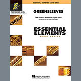 Download Michael Sweeney Greensleeves - Bb Bass Clarinet sheet music and printable PDF music notes
