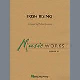 Download Michael Sweeney Irish Rising - Eb Alto Saxophone 1 sheet music and printable PDF music notes