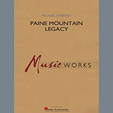 Download Michael Sweeney Paine Mountain Legacy - Baritone T.C. sheet music and printable PDF music notes
