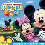 Download John Flansburgh & John Linnell 'Mickey Mouse Clubhouse Theme' printable sheet music notes, Disney chords, tabs PDF and learn this Very Easy Piano song in minutes