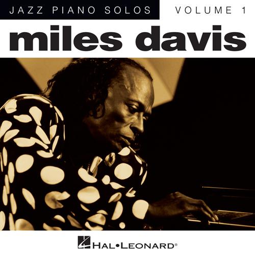 Miles Davis, Milestones, Real Book - Melody & Chords - C Instruments