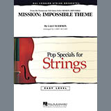 Download Larry Moore 'Mission: Impossible Theme - Cello' printable sheet music notes, Film/TV chords, tabs PDF and learn this String Quartet song in minutes