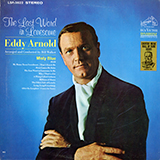 Download Eddy Arnold Misty Blue sheet music and printable PDF music notes