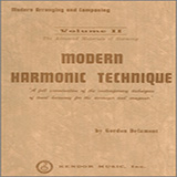 Download Gordon Delamont 'Modern Harmonic Technique, Volume 2' printable sheet music notes, Instructional chords, tabs PDF and learn this Instrumental Method song in minutes