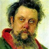 Download Modest Mussorgsky 'Marina's Aria From 'Boris Godunov'' printable sheet music notes, Classical chords, tabs PDF and learn this Piano song in minutes