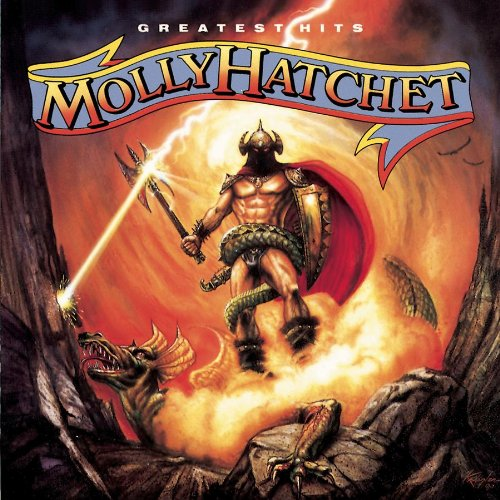 Molly Hatchet, Bounty Hunter, Guitar Tab