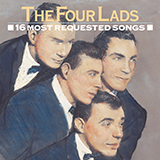 Download The Four Lads Moments To Remember sheet music and printable PDF music notes