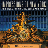 Download Mona Rejino Impressions Of New York sheet music and printable PDF music notes