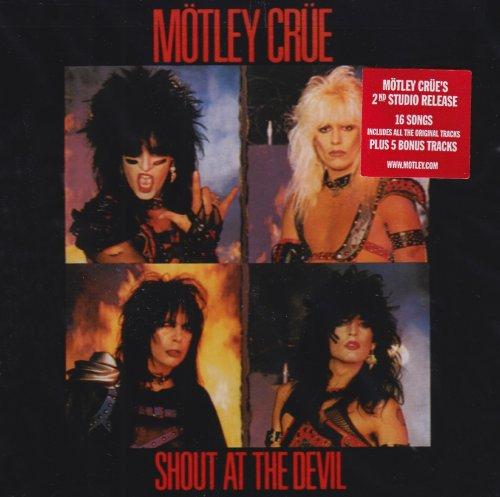 Motley Crue, Shout At The Devil, Guitar Tab