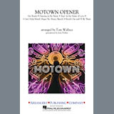 Download Various 'Motown Theme Show Opener (arr. Tom Wallace) - Percussion Score' printable sheet music notes, Soul chords, tabs PDF and learn this Marching Band song in minutes
