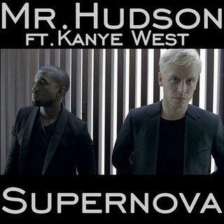 Mr. Hudson featuring Kanye West, Supernova, Piano, Vocal & Guitar