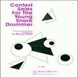 Download Murray Houllif 'Contest Solos For The Young Snare Drummer' printable sheet music notes, Unclassified chords, tabs PDF and learn this Percussion song in minutes