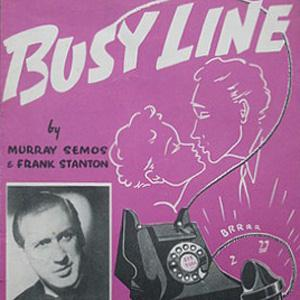 Busy Line sheet music