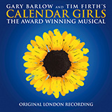 Download Gary Barlow and Tim Firth My Russian Friend And I (from Calendar Girls the Musical) sheet music and printable PDF music notes