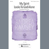 Download Derrick Fox 'My Spirit Looks To God Alone' printable sheet music notes, Festival chords, tabs PDF and learn this TTBB song in minutes