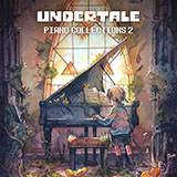 Download Toby Fox Mysterious Place (from Undertale Piano Collections 2) (arr. David Peacock) sheet music and printable PDF music notes