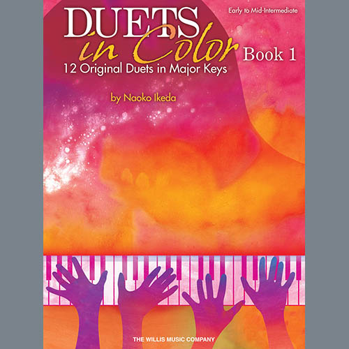 Naoko Ikeda, Green Fields In Spring, Piano Duet