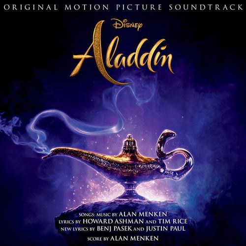 Naomi Scott, Speechless (from Disney's Aladdin), Easy Piano