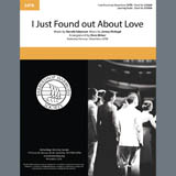 Download Nat King Cole I Just Found out About Love (arr. Dave Briner) sheet music and printable PDF music notes