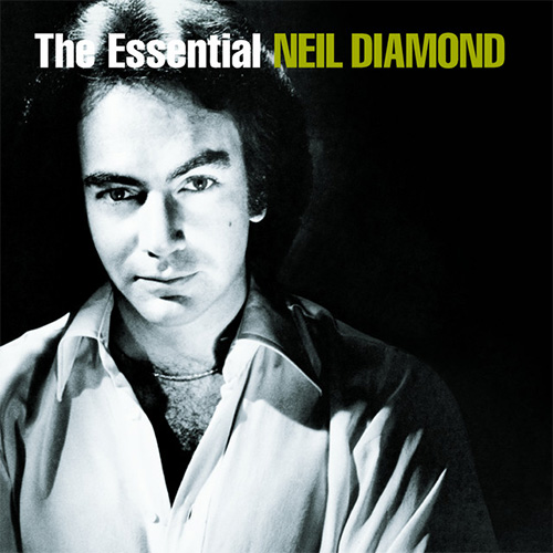 Neil Diamond, America, Piano, Vocal & Guitar (Right-Hand Melody)