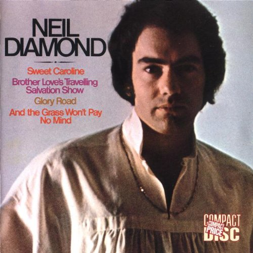 Neil Diamond, Brother Love's Traveling Salvation Show, Guitar with strumming patterns