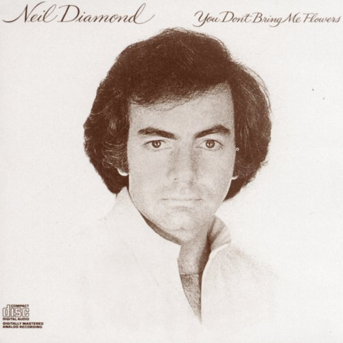 Neil Diamond, Forever In Blue Jeans, Piano, Vocal & Guitar (Right-Hand Melody)