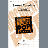 Download Neil Diamond Sweet Caroline (arr. Roger Emerson) sheet music and printable PDF music notes