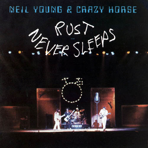 Neil Young, Hey Hey, My My (Into The Black), Guitar Tab