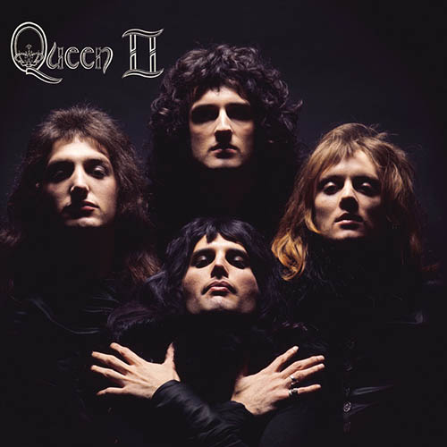 Queen, Nevermore, Keyboard Transcription