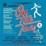 Download Adolph Green New York, New York (from On the Town) sheet music and printable PDF music notes
