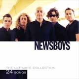 Download Newsboys 'In Christ Alone' printable sheet music notes, Christian chords, tabs PDF and learn this Piano, Vocal & Guitar (Right-Hand Melody) song in minutes