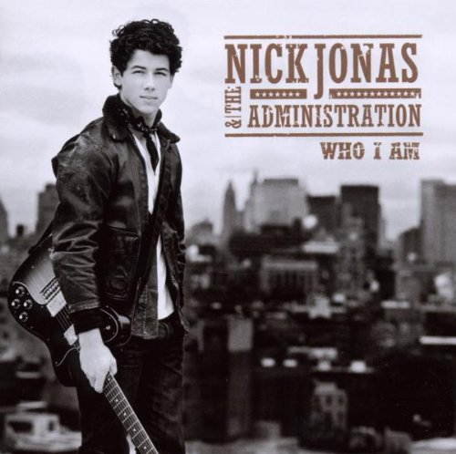 Nick Jonas & The Administration, Conspiracy Theory, Piano, Vocal & Guitar (Right-Hand Melody)