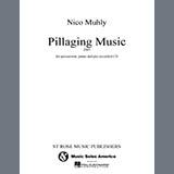 Download Nico Muhly Pillaging Music (Marimba) sheet music and printable PDF music notes