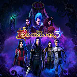 Download Descendants 3 Cast 'Night Falls (from Disney's Descendants 3)' printable sheet music notes, Disney chords, tabs PDF and learn this Easy Piano song in minutes
