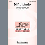 Download Traditional Venezuelan Carol 'Nino Lindo (arr. Alejandro Rivas)' printable sheet music notes, Christmas chords, tabs PDF and learn this 3-Part Treble Choir song in minutes