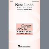 Download Traditional Venezuelan Carol Nino Lindo (arr. Alejandro Rivas) sheet music and printable PDF music notes