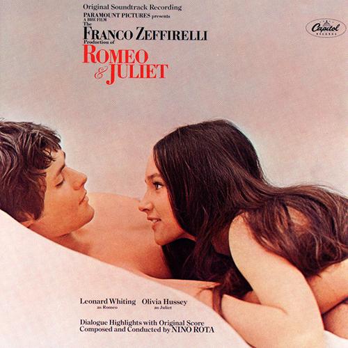 Nino Rota, A Time For Us (Love Theme), Lyrics & Chords